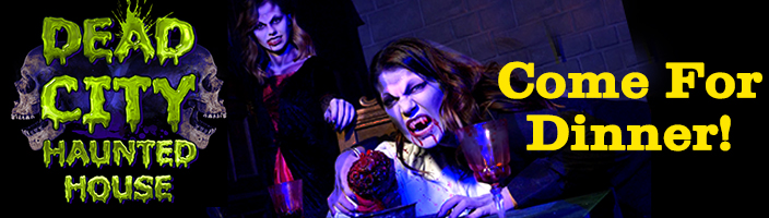 Haunted House attraction Utah
