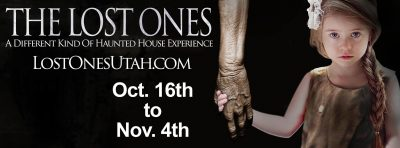 Haunted Houses Salt Lake City Utah the lost ones