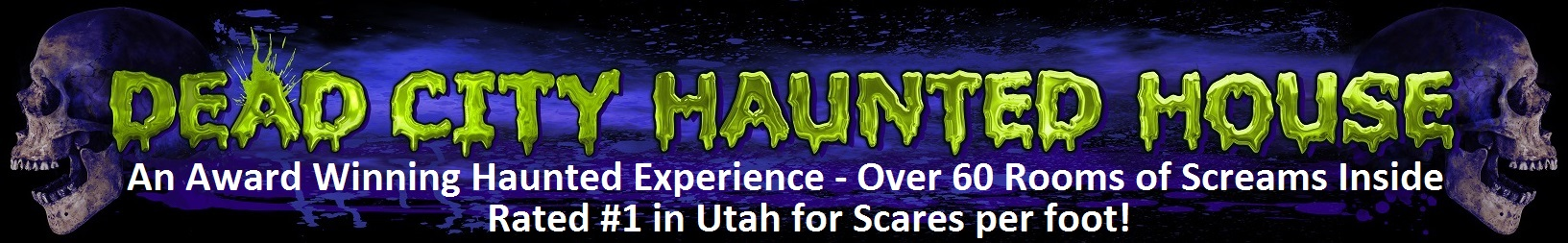 Haunted Houses Utah