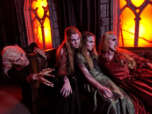 Love Bites A Vampire Valentines Experience Haunted Houses Salt Lake City Utah