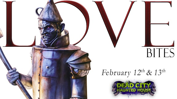 Valentines Purchase Tickets Haunted Houses Salt Lake City Utah